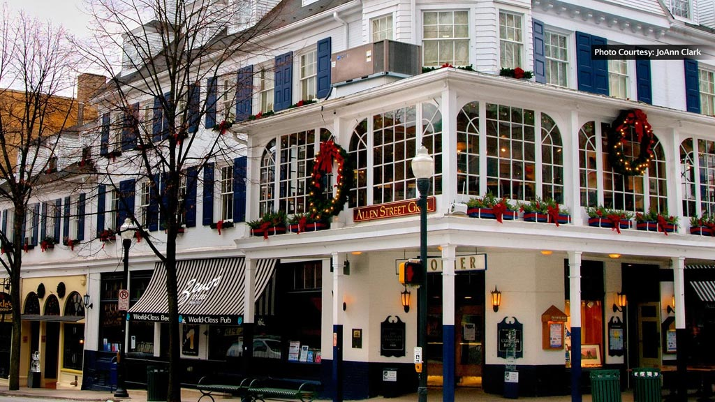 What Are The Best Restaurants In State College Reynolds Mansion