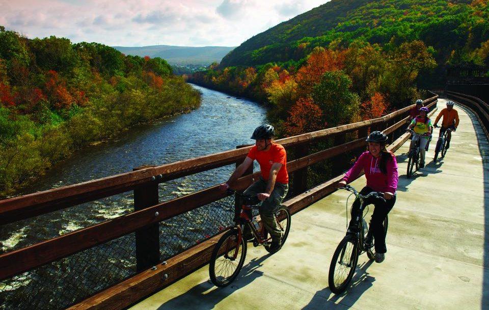 Enjoy Centre County S Best Bike Trails Reynolds Mansion